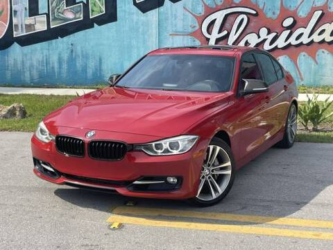 2012 BMW 3 Series for sale at Palermo Motors in Hollywood FL
