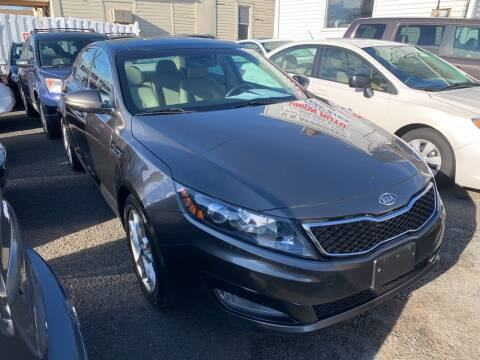 2011 Kia Optima for sale at UNION AUTO SALES in Vauxhall NJ