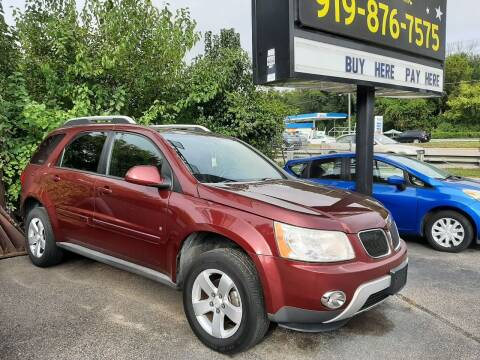 2007 Pontiac Torrent for sale at All Star Auto Sales of Raleigh Inc. in Raleigh NC