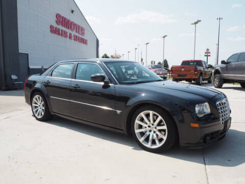 2006 Chrysler 300 for sale at SIMOTES MOTORS in Minooka IL