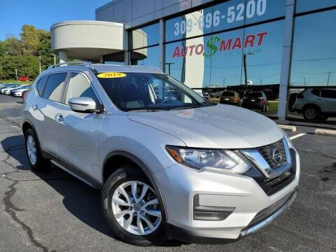 2019 Nissan Rogue for sale at Auto Smart of Pekin in Pekin IL