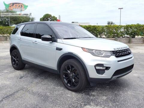 2018 Land Rover Discovery Sport for sale at GATOR'S IMPORT SUPERSTORE in Melbourne FL