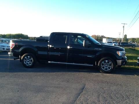 2014 Ford F-150 for sale at Garys Sales & SVC in Caribou ME