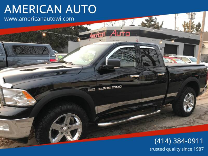 2011 RAM Ram Pickup 1500 for sale at AMERICAN AUTO in Milwaukee WI