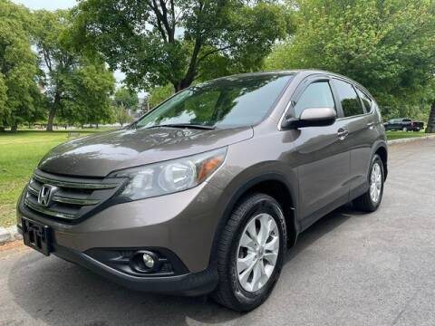 2013 Honda CR-V for sale at NEW ENGLAND AUTO MALL in Lowell MA