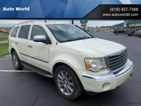 2007 Chrysler Aspen for sale at Auto World in Carbondale IL