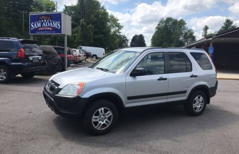 2004 Honda CR-V for sale at Sam Adams Motors in Cedar Springs MI