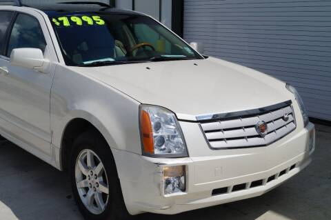 2007 Cadillac SRX for sale at Deaux Enterprises, LLC. in Saint Martinville LA