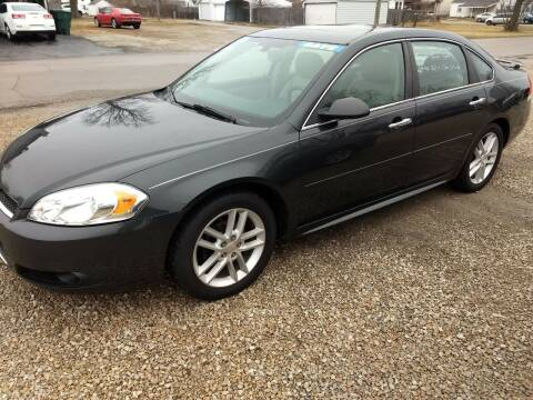 2014 Chevrolet Impala Limited for sale at Economy Motors in Muncie IN