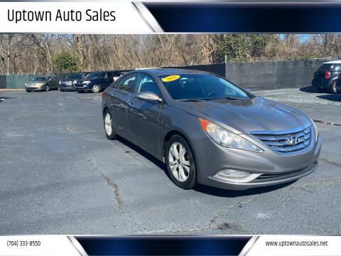 2011 Hyundai Sonata for sale at Uptown Auto Sales in Charlotte NC