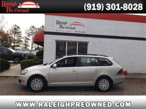 2010 Volkswagen Jetta for sale at Raleigh Pre-Owned in Raleigh NC