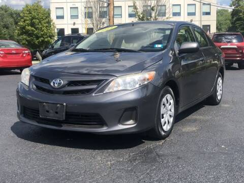 2011 Toyota Corolla for sale at All Star Auto  Cycle in Marlborough MA