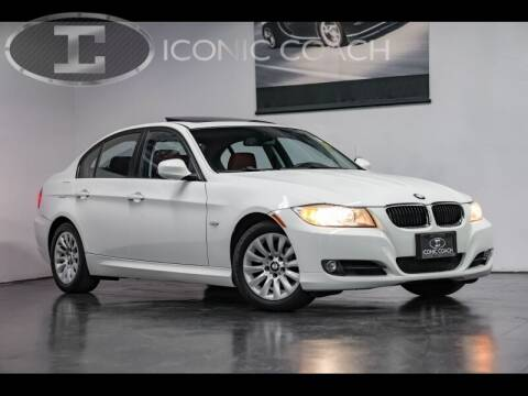 2009 BMW 3 Series for sale at Iconic Coach in San Diego CA