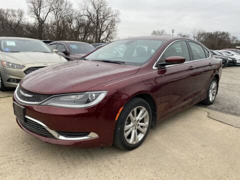 2016 Chrysler 200 for sale at Pary's Auto Sales in Garland TX