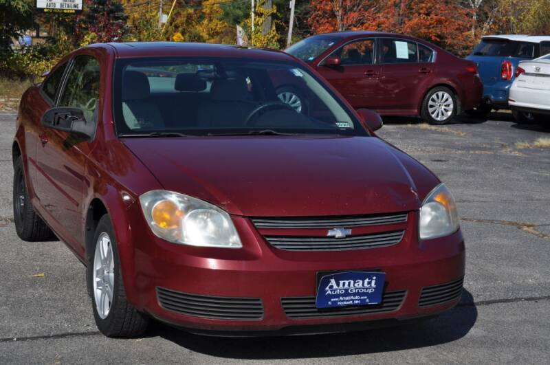 2007 Chevrolet Cobalt for sale at Amati Auto Group in Hooksett NH