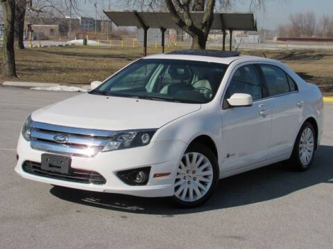2010 Ford Fusion Hybrid for sale at Highland Luxury in Highland IN