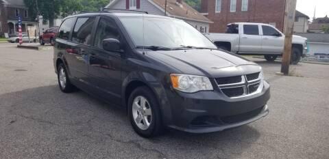 2012 Dodge Grand Caravan for sale at Steel River Auto in Bridgeport OH