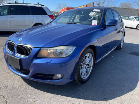 2011 BMW 3 Series for sale at Diana Rico LLC in Dalton GA