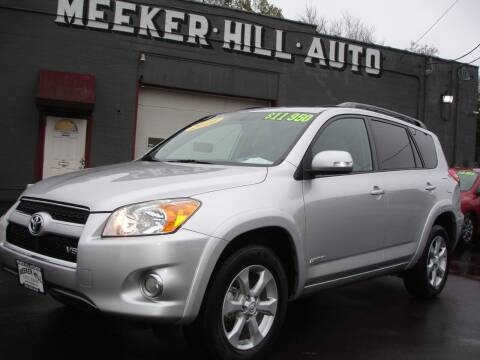 2010 Toyota RAV4 for sale at Meeker Hill Auto Sales in Germantown WI