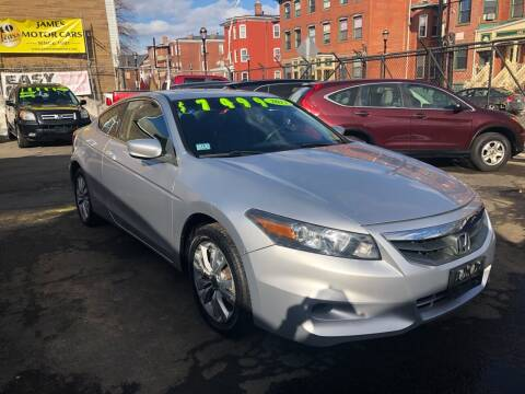 2011 Honda Accord for sale at James Motor Cars in Hartford CT