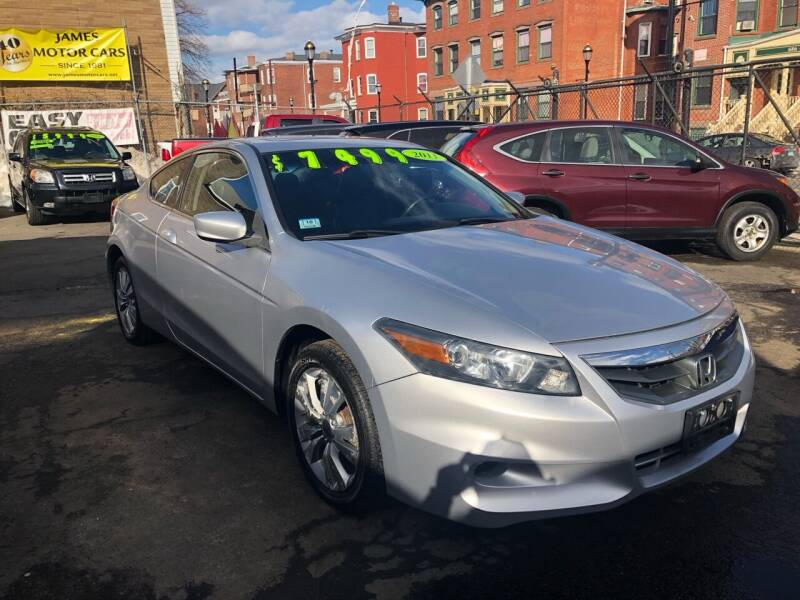 2011 Honda Accord for sale at James Motor Cars in Hartford CT