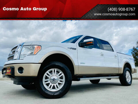 2011 Ford F-150 for sale at Cosmo Auto Group in San Jose CA