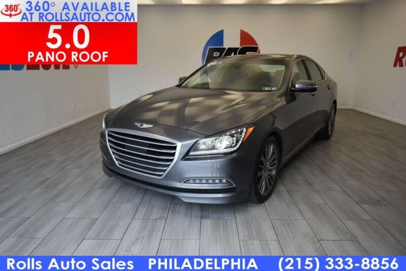 2015 Hyundai Genesis for sale in Philadelphia, PA