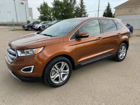 2017 Ford Edge for sale at Platinum Car Brokers in Spearfish SD
