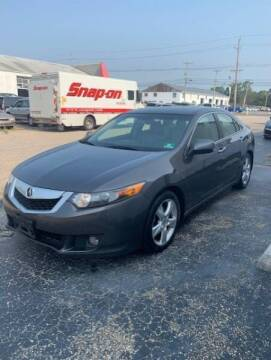 2010 Acura TSX for sale at Auto Headquarters in Lakewood NJ