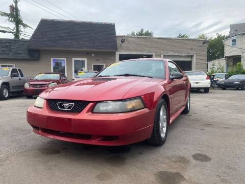 2002 Ford Mustang for sale at Global Auto Finance & Lease INC in Maywood IL