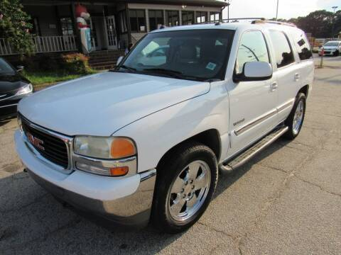 2005 GMC Yukon for sale at King of Auto in Stone Mountain GA