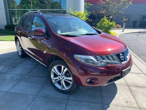 2010 Nissan Murano for sale at Top Motors in San Jose CA