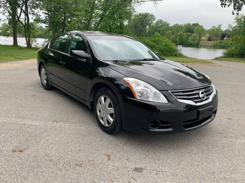 2011 Nissan Altima for sale at E's Wheels Auto Sales in Hudson Falls NY