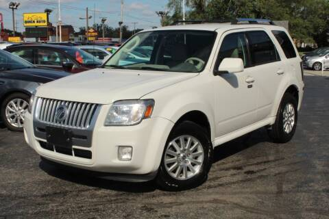 2010 Mercury Mariner for sale at Dynamics Auto Sale in Highland IN