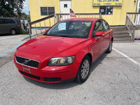 2005 Volvo S40 for sale at Honest Abe Auto Sales 2 in Indianapolis IN
