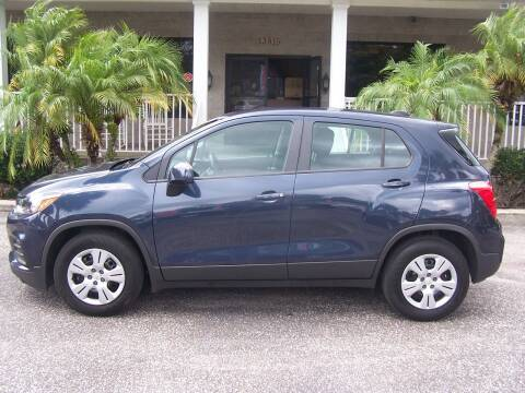 2018 Chevrolet Trax for sale at Thomas Auto Mart Inc in Dade City FL