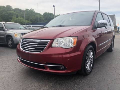 2014 Chrysler Town and Country for sale at Instant Auto Sales in Chillicothe OH