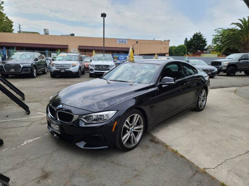 2014 BMW 4 Series for sale at Imports Auto Sales & Service in San Leandro CA