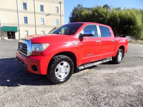 2007 Toyota Tundra for sale at S.S. Motors LLC in Dallas GA