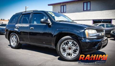 2006 Chevrolet TrailBlazer for sale at Rahimi Automotive Group in Yuma AZ