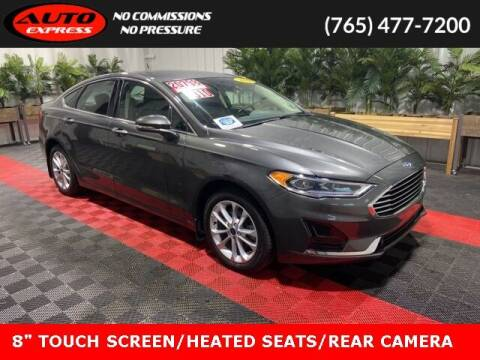 2019 Ford Fusion Energi for sale at Auto Express in Lafayette IN
