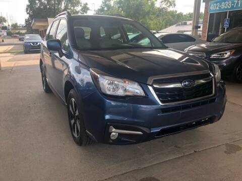 2017 Subaru Forester for sale at Divine Auto Sales LLC in Omaha NE