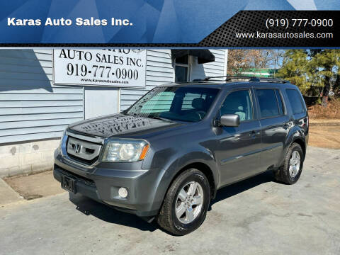 2011 Honda Pilot for sale at Karas Auto Sales Inc. in Sanford NC