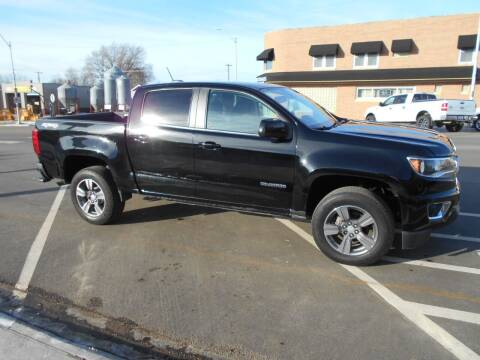 2015 Chevrolet Colorado for sale at Creighton Auto & Body Shop in Creighton NE