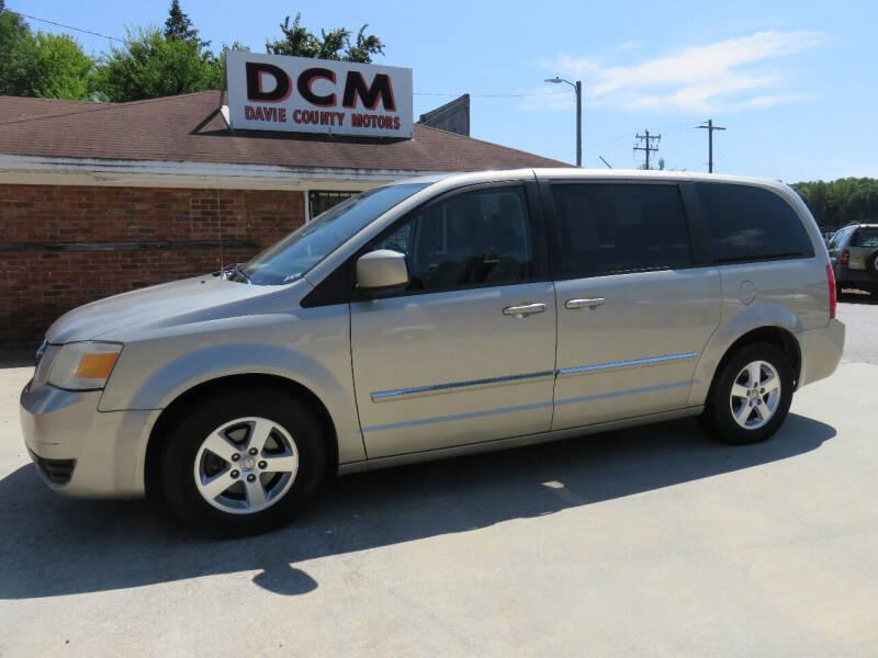 2008 Dodge Grand Caravan for sale at Davie County Motors in Mocksville NC