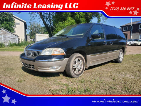 2002 Ford Windstar for sale at Infinite Leasing LLC in Lastrup MN