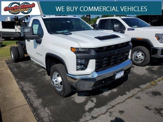 2021 Chevrolet Silverado 3500HD CC for sale in Staunton, VA