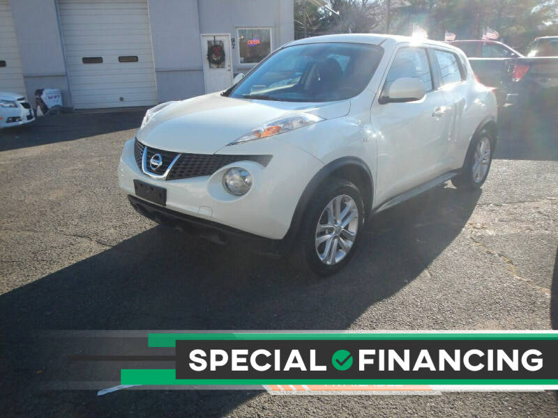 2011 Nissan JUKE for sale at 103 Auto Sales in Bloomfield NJ