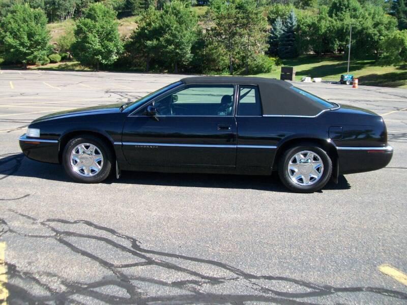 1997 Cadillac Eldorado for sale at Collector Auto Sales and Restoration in Wausau WI