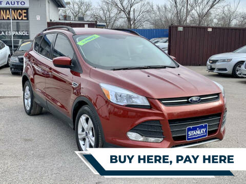 2016 Ford Escape for sale at Stanley Direct Auto in Mesquite TX